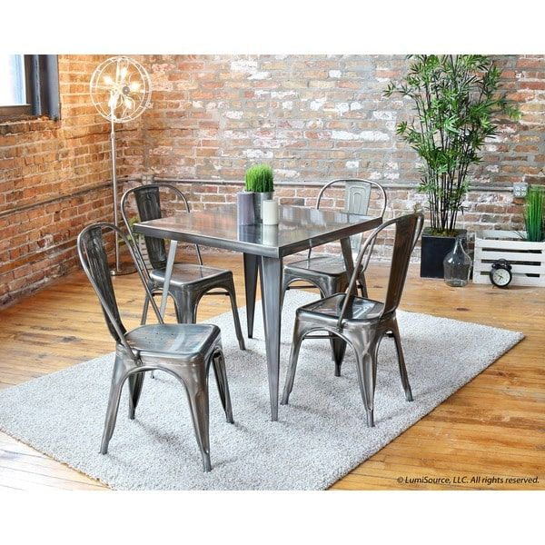 79 Handpicked Dining Room Ideas For Sweet Home: Best 25+ Industrial Dining Tables Ideas On Pinterest