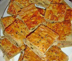 Kayseri Tandır Böreği Tarifi - Resimli Kolay Yemek Tarifleri