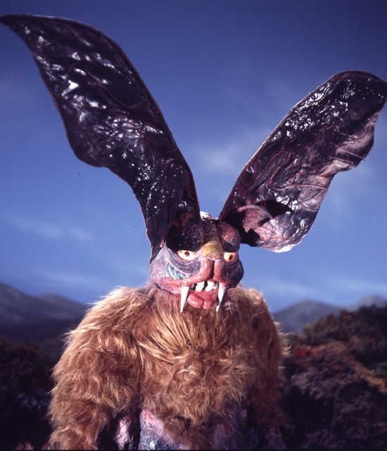 The Vault Of Retro Sci Fi: 48 Best Scary Bunny Costume Images On Pinterest