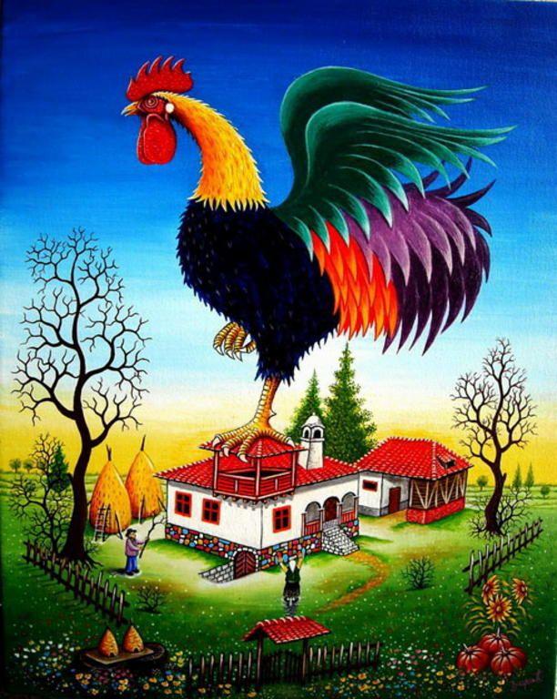 Zoran Zaric - Rooster