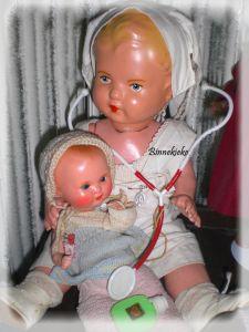 oude & antieke poppen