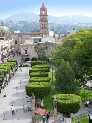 Travel With Sally: Morelia, Heart of Mexico