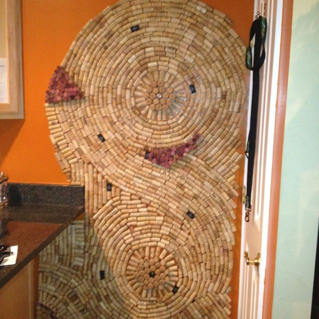 Wine Cork Wall Art 43 best corkspiration images on pinterest | wine cork crafts, wine