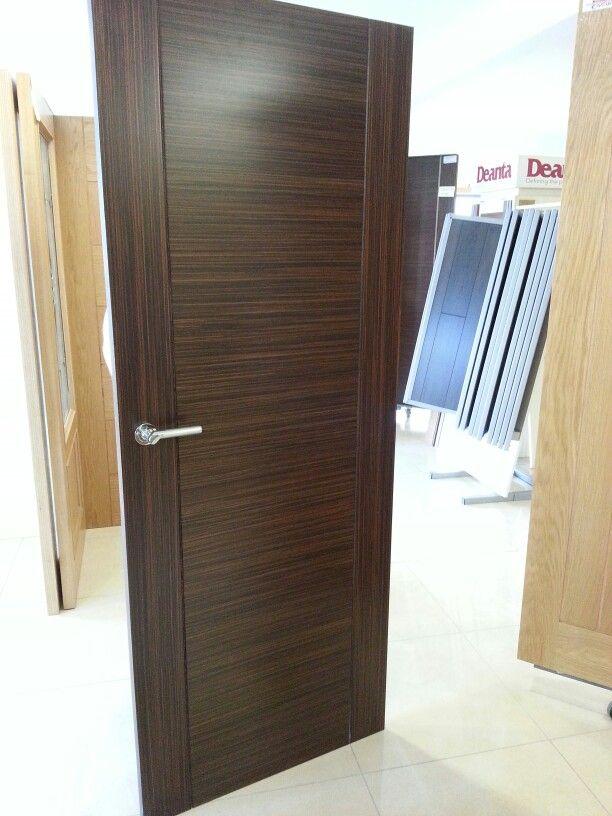 Wenge Timber Door ( Benito)