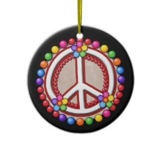 17 Best Images About Peace Signs On Pinterest Christmas Tree Skirts Fractal Images And Amor