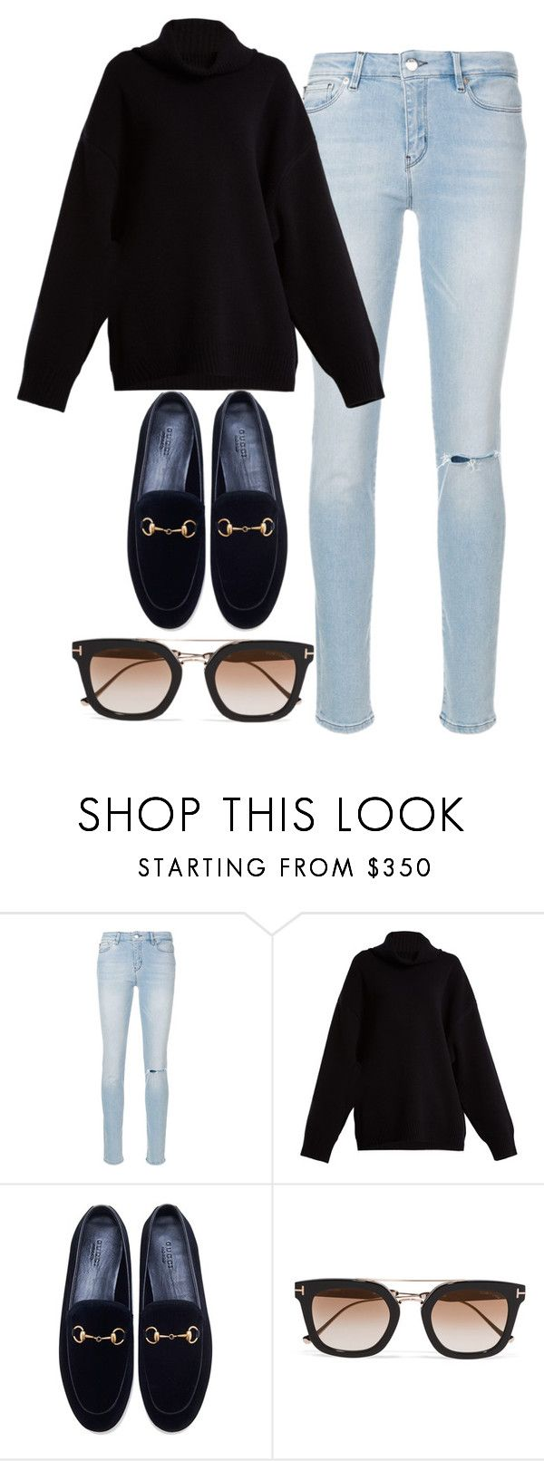 """Untitled #4679"" by dkfashion-658 on Polyvore featuring Raey, Gucci and Tom Ford"