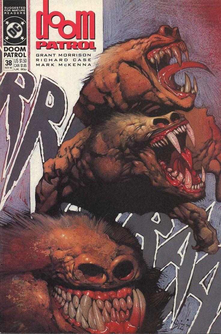 Doom Patrol (1987) Issue #38 - Read Doom Patrol (1987) Issue #38 comic online in high quality