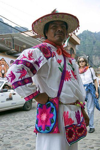 Image result for vestimenta indigena mexico