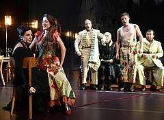 """Richard Strauss' Oper """"Ariadne auf Naxos"""" im Theater Duisburg"""