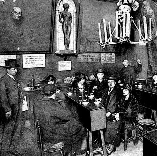 Gothic Cabarets from 19th Century Paris were Spooky Fabulous | Nerdist