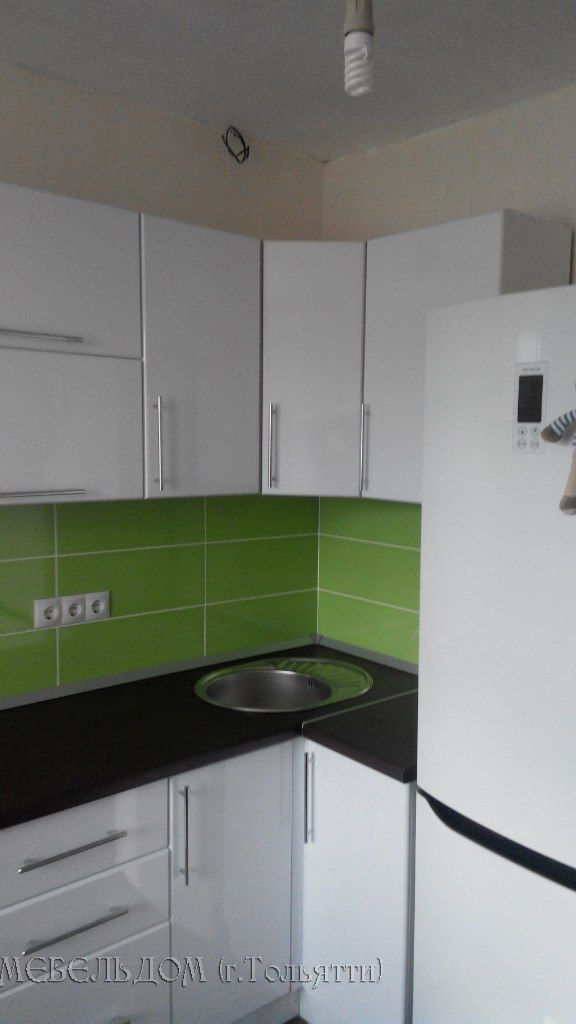 Выполненные работы (Кухни) – 779 фотографий