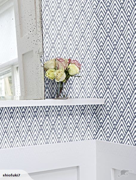 Vertex comes from a stunning collection of versatile geometric designs.