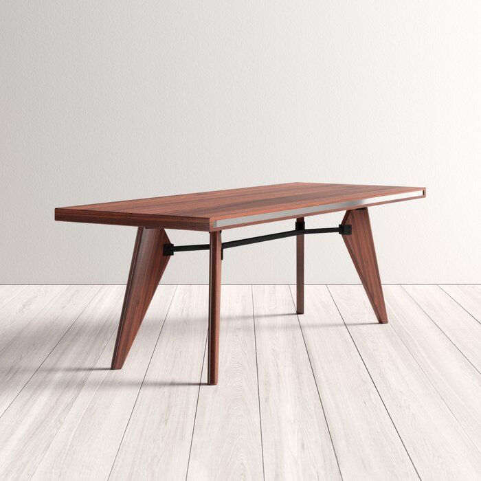 Kai Solid Wood Dining Table Solid Wood Dining Table Dining