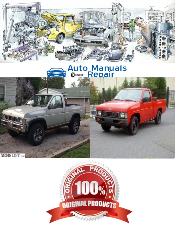 48 best nissan services repair manuals images on pinterest nissan truck 1994 1995 1996 1997 services repair manualpdf format full pages printable no shipping time original the official servces repair manual sciox Image collections