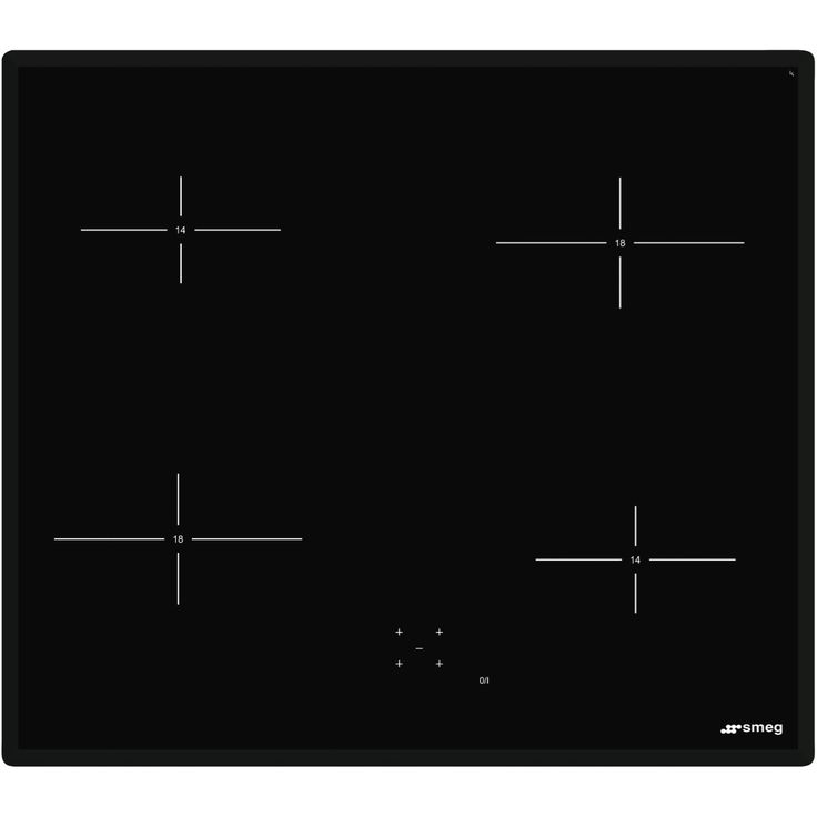 Smeg SA611XA-1 60cm Ceramic Cooktop at The Good Guys