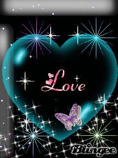 A Heart That Says Love U
