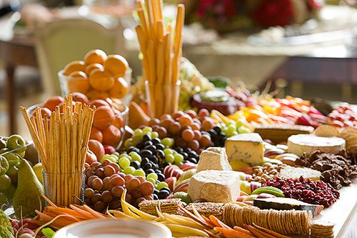 cheese platter cheese fruit fruit bread goat cheese the cheese fruit ...