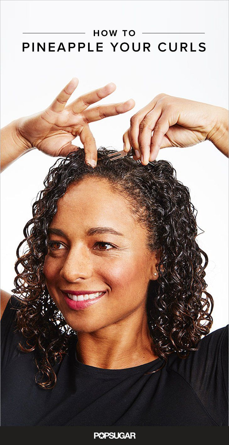 How To Get Naturally Curly Hair Permanently