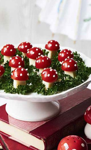 Asda Good Living | Cherry tomato toadstools