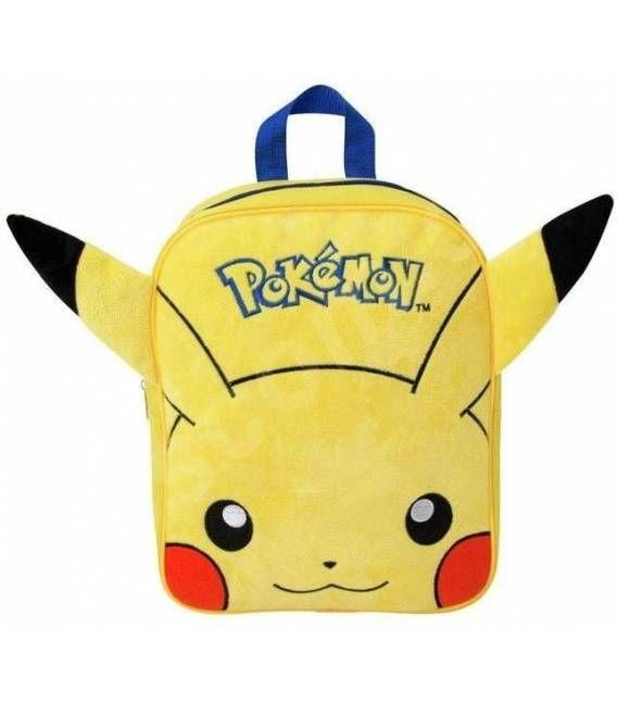 Mochila Pokemon: Pikachu Orejas