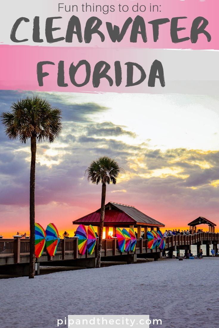 7 Fun Things To Do Clearwater Florida The Best Activities Sights In 2020 Clearwater Florida Florida West Coast Beaches Clear Water
