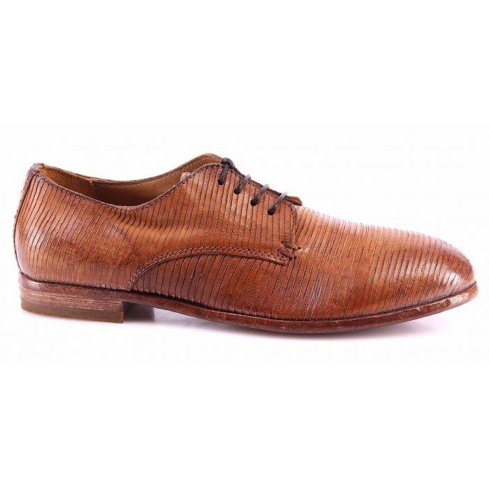 Rafael Store - Damen Schuhe MOMA 35501-7C Arpino Cuoio Hell Braun Vintage Leder Exclusive Neue