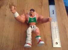 "RARE!!! -  ACTION MAN ATOM FIGURE 5""TALL, HASBRO 2005"