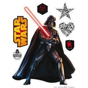 Starwars, Darth Vader falmatrica, gyerekszoba (65 x 85 cm)