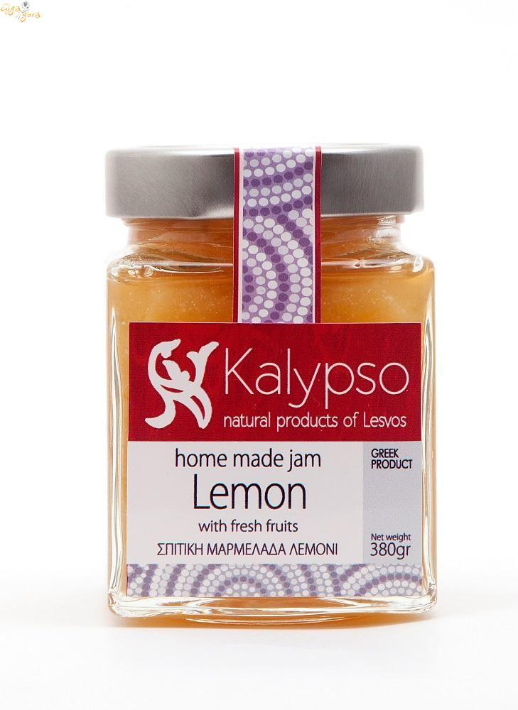 Χειροποίητη φυσική μαρμελάδα όλο άρωμα λεμόνι.  100% φυσικό προϊόν Χωρίς συντηρητικά Χωρίς χρωστικές Συστατικά: Φρέσκα λεμόνια, ζάχαρη, χυμός λεμονιού. Περιεκτικότητα σε φρούτα 60% www.gigagora.gr/node/1815