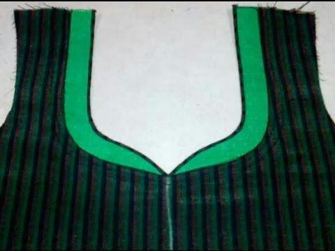 Salwar Kameez Neck Design/Front Neck Design Pattern