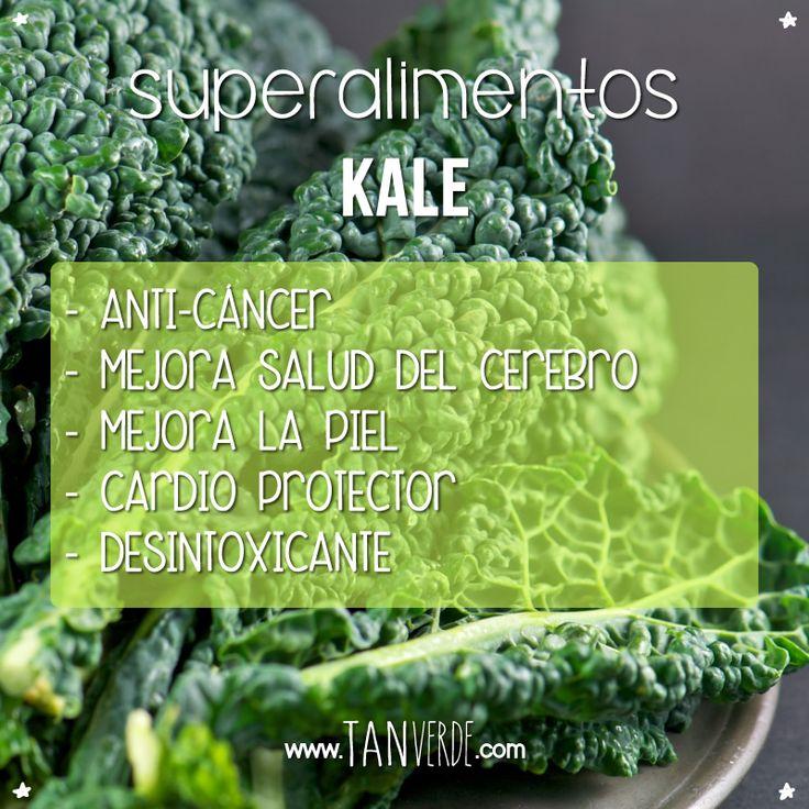 La kale además es super alcalino!! www.tanverde.com ...