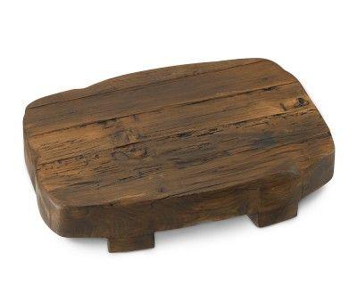 Vintage Rectangular Footed Platter #williamssonoma