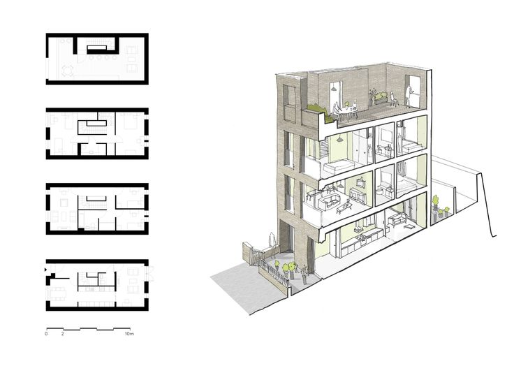 10 images about house plans on pinterest small for Huzz house
