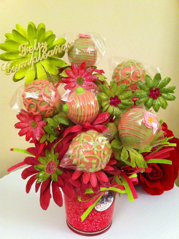 Cake Pops Gift Bouquet
