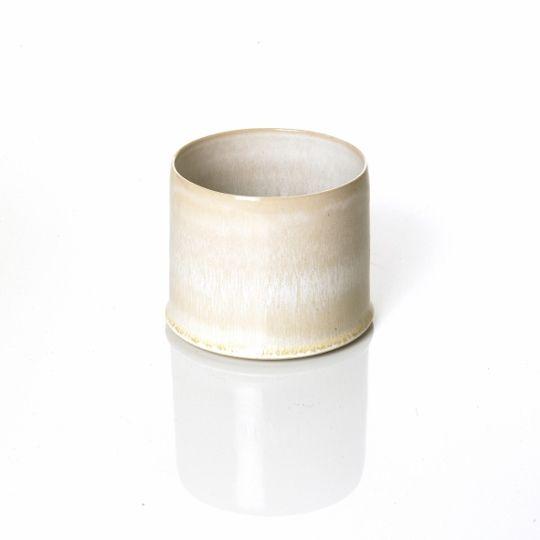Cream-stoneware bowl 2013