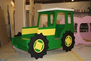 Products tractor bed
