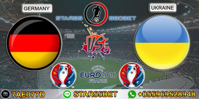 Prediksi Jerman vs Ukraina 13 Juni 2016 ~ STAR55SBOBET