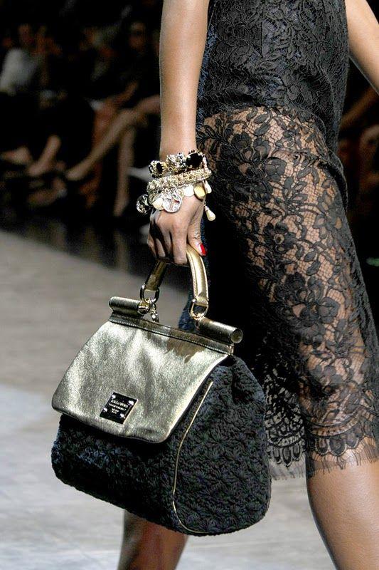 Dolce & Gabbana Crochet