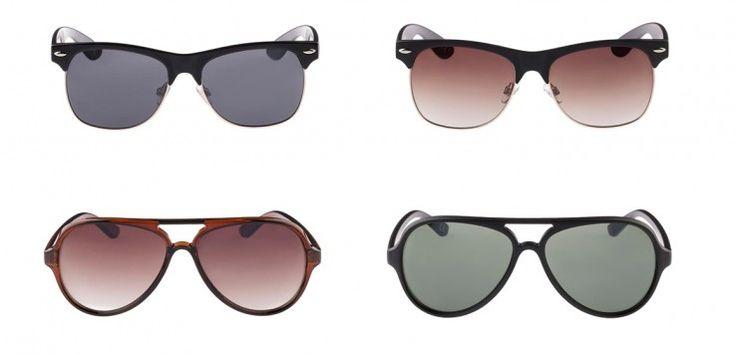 Hep güneşin zararlı ışınlarından korunduk, biraz da cüzdanlarımızı koruyalım: #DeFacto Güneş Gözlükleri