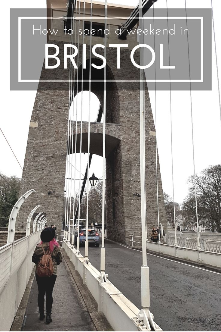 How to spend a weekend in Bristol - what to do, see and eat | Mini Adventures Travel & Lifestyle Blog