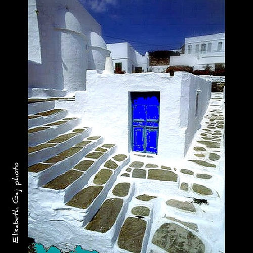I wish this was my home!  Serifos, Greece