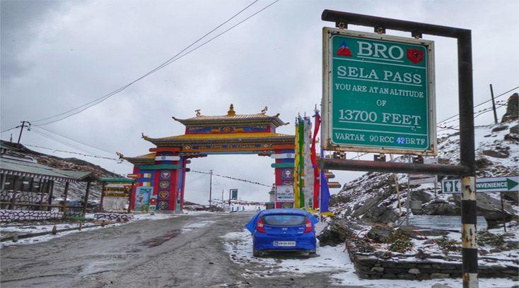 sela pass road