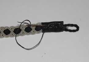I'm making a tutorial to teach you all how to make your own, simple Sami Bracelet, it's really not very difficult, mostly just requires a bi...