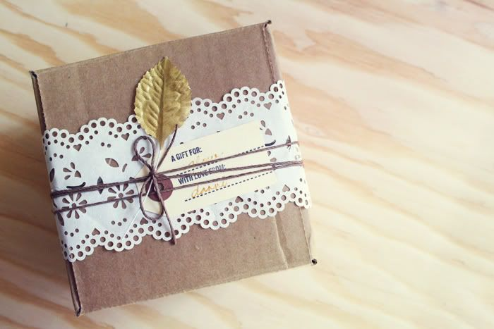 oh, hello friend: you are loved.: packaging  Great ideas for gift wrap or retail packaging.