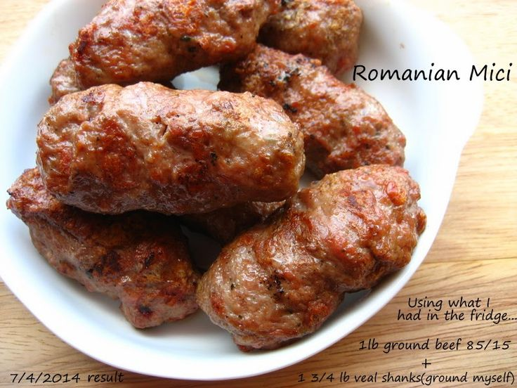 Home Cooking In Montana: Romanian Sausages...Mititei/Mici (or small ones) For the original recipe in Romanian also visit http://ro.wikibooks.org/wiki/Carte_de_bucate:Mititei_Carul_cu_Bere