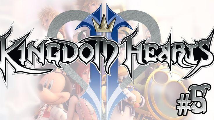 Kingdom hearts 2 - lets play - part 5