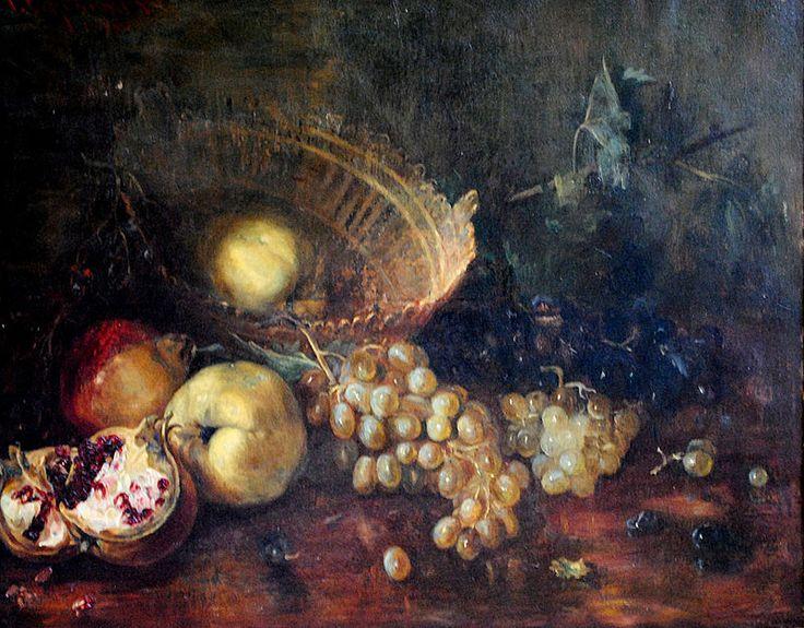 Νεκρή φύση με φρούτα.jpg - Ioannis Oikonomou