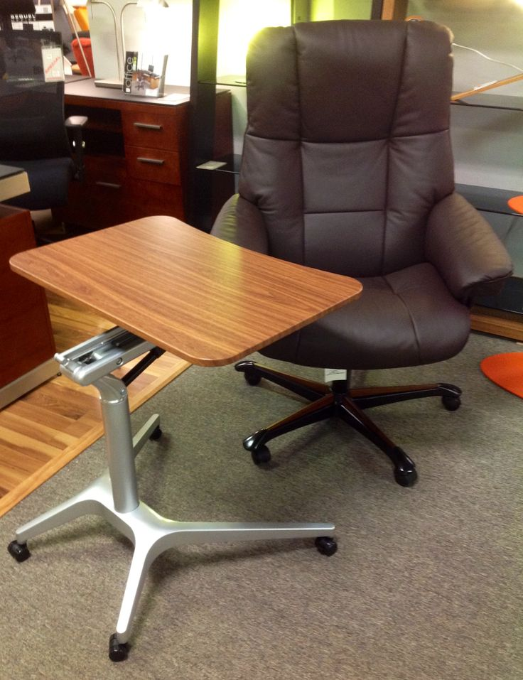 Height Adjustable U0026 On Castors. Available In Many Finishes At Scanhome  Furnishings On Broadway In Green Bay.