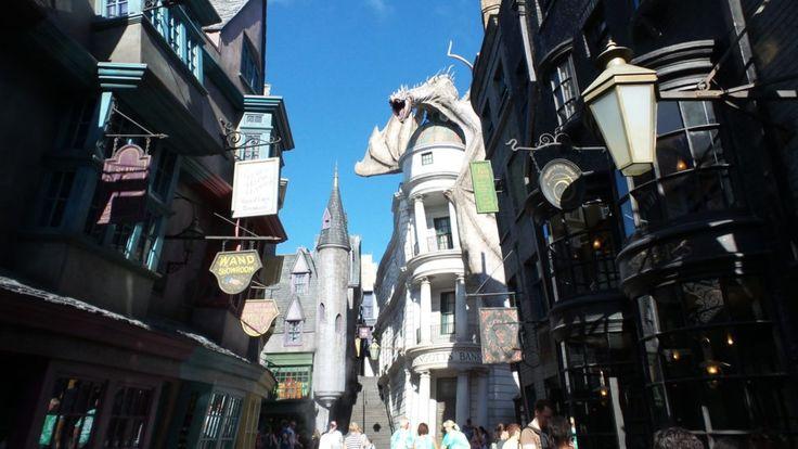 Universal Studios Orlando Resort - Review by Wilson Travel Blog