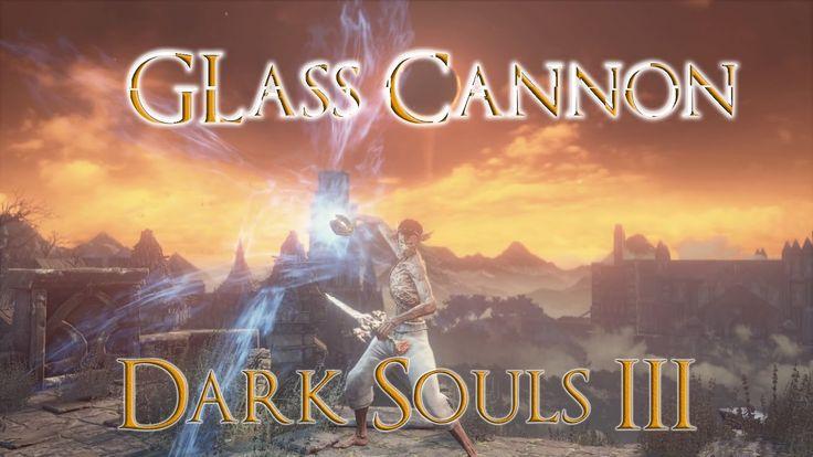 Dark Souls 3 Glass Cannon Trolling